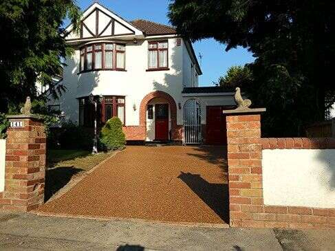 Resin driveways Winchester