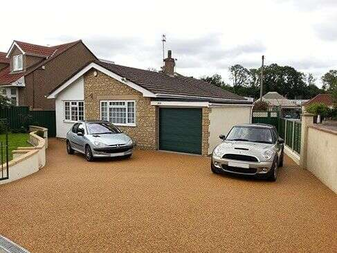 Resin driveways hampshire