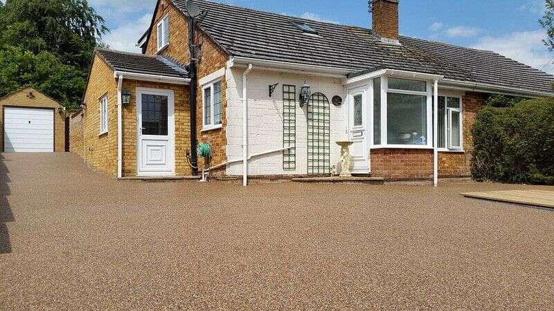 resin driveways Somerset