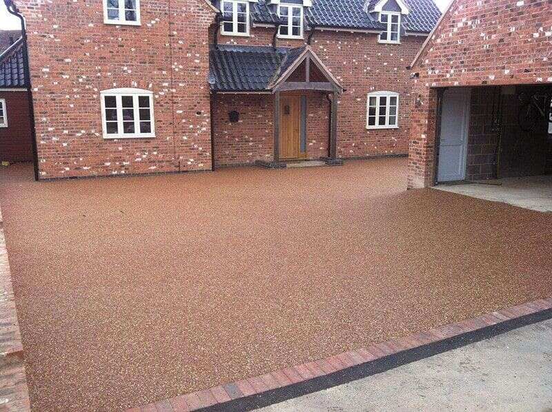 resin driveways Colchester