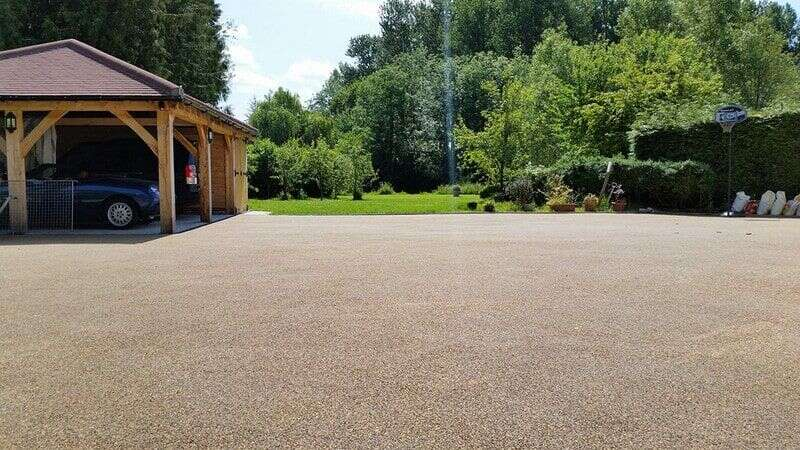 Resin driveways southampton