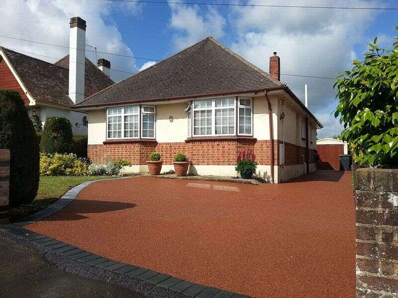 resin driveways London