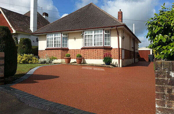 resin driveways Resin Wize in Colchester