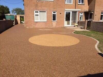 resin driveways bexley
