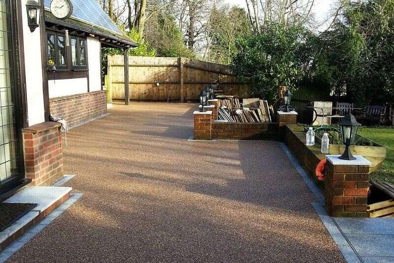 resin driveways Hastings