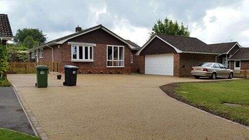 resin driveways worthing