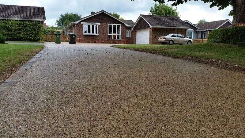 resin driveways Guildford