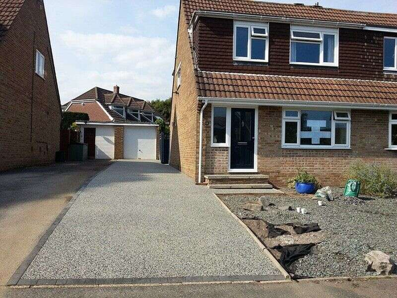 Resin driveways wimborne