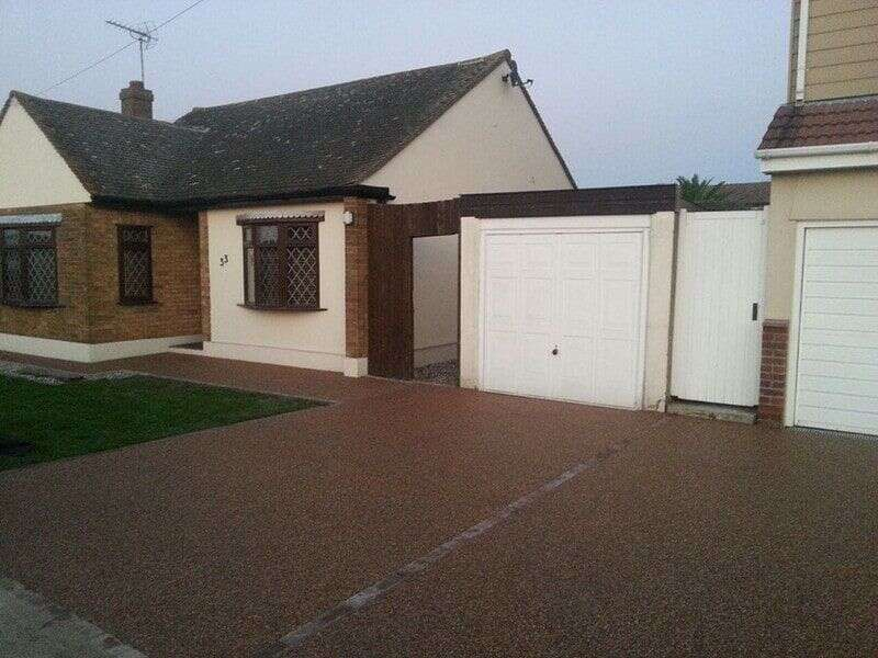 Resin driveways Poole