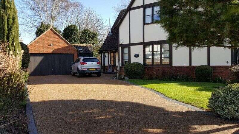 Resin bound driveways hampshire
