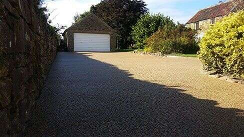 Resin bound driveways southampton