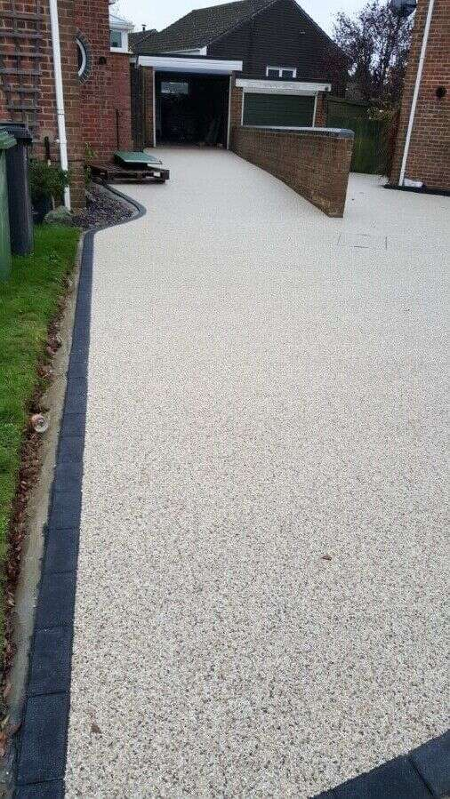 Resin driveways hampshire Resin Wize