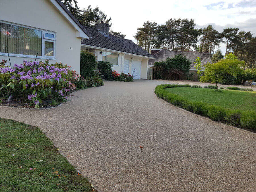 resin driveways essex Resin Wize