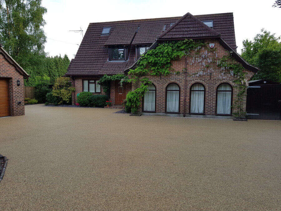 Resin driveways southampton Resin Wize