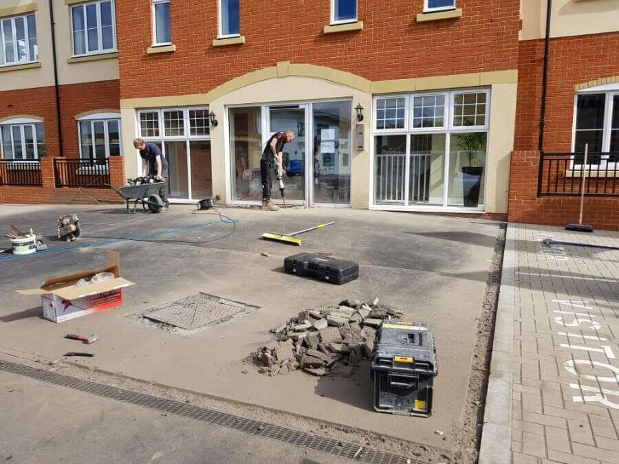 Resin Wize commercial resin surfacing eastleigh