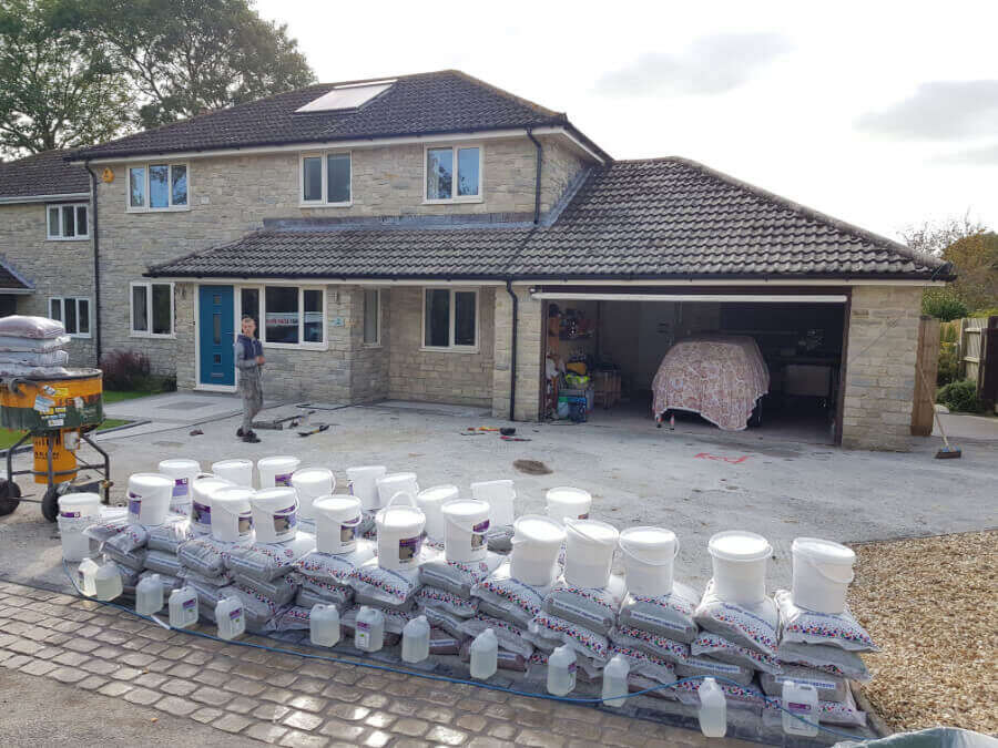 Resin Wize resin driveways in Chelmsford