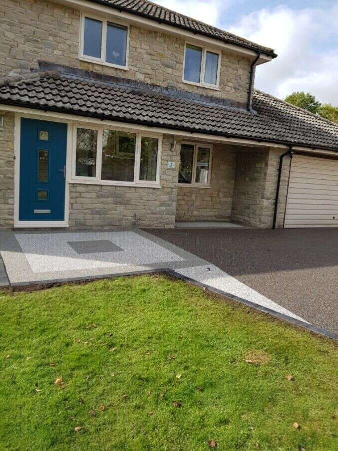 Resin Wize resin driveways in southend on sea