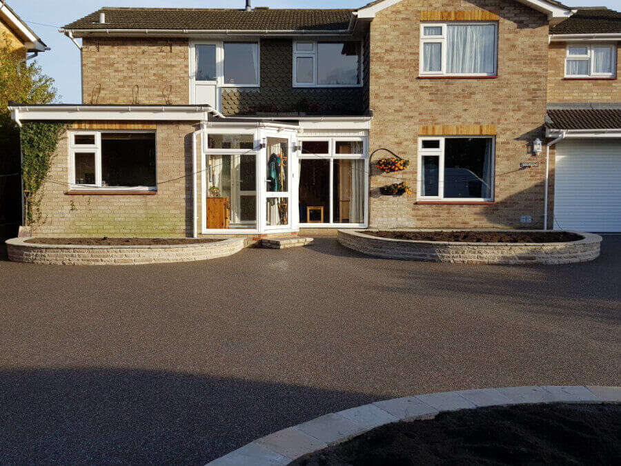 Resin Wize resin driveways in basingstoke