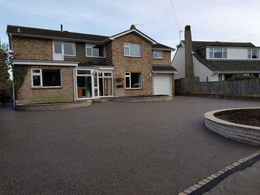 Resin Wize Resin driveways in Winchester