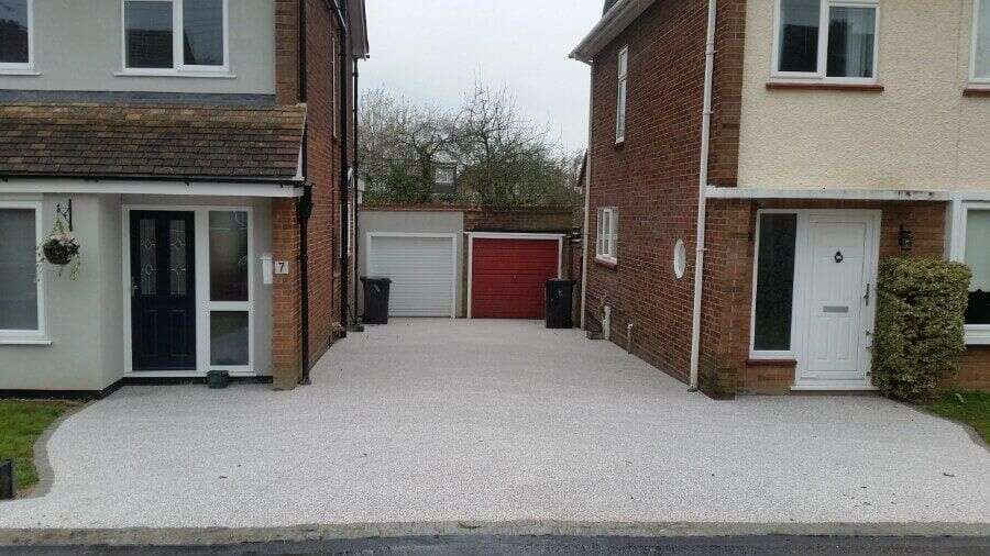Resin driveways Resin Wize Bournemouth