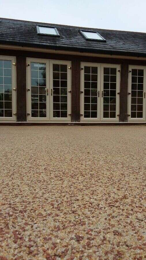 Resin driveways Resin Wize Poole