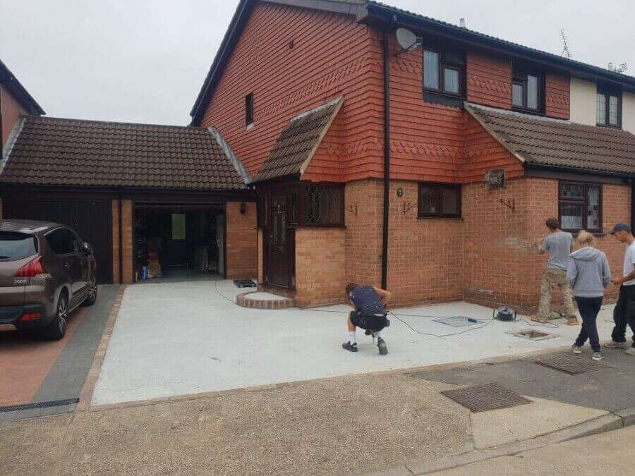 resin driveways Resin Wize bexley