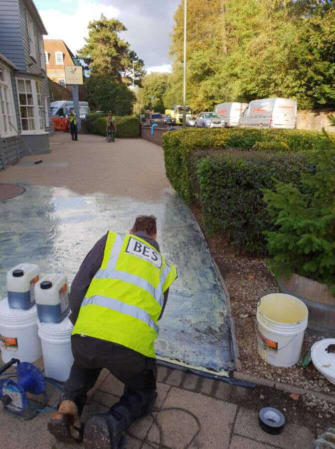 resin driveways Resin Wize Harlow