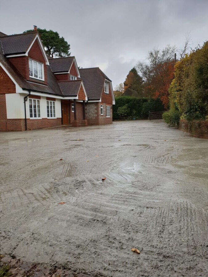 resin driveways Resin Wize Somerset