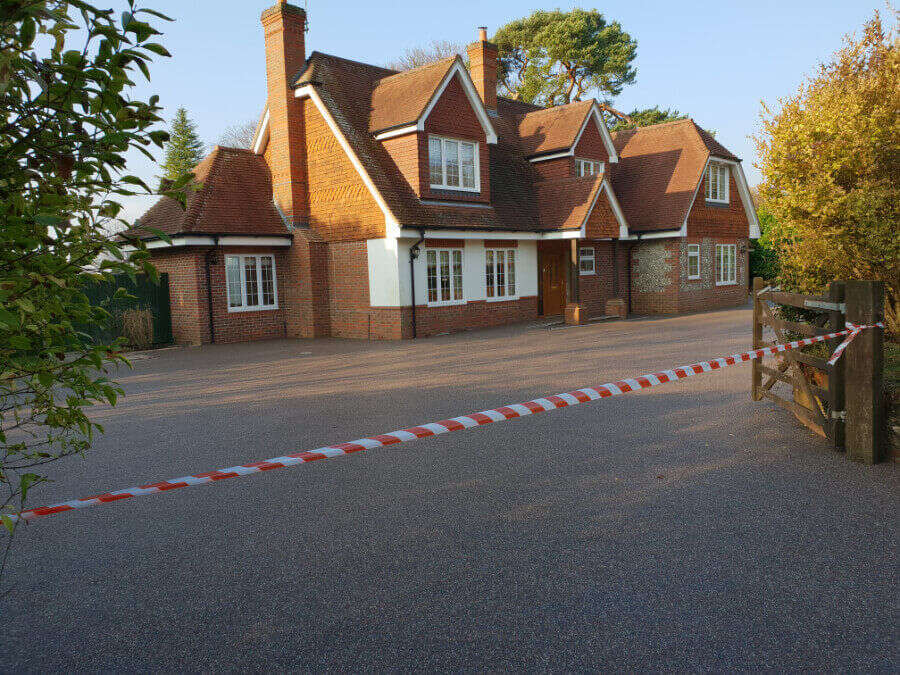 Resin driveways Resin Wize hampshire