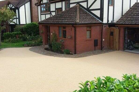Resin Wize Finished Resin Driveway
