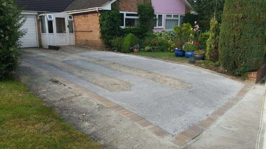 Resin Wize resin driveways surrey