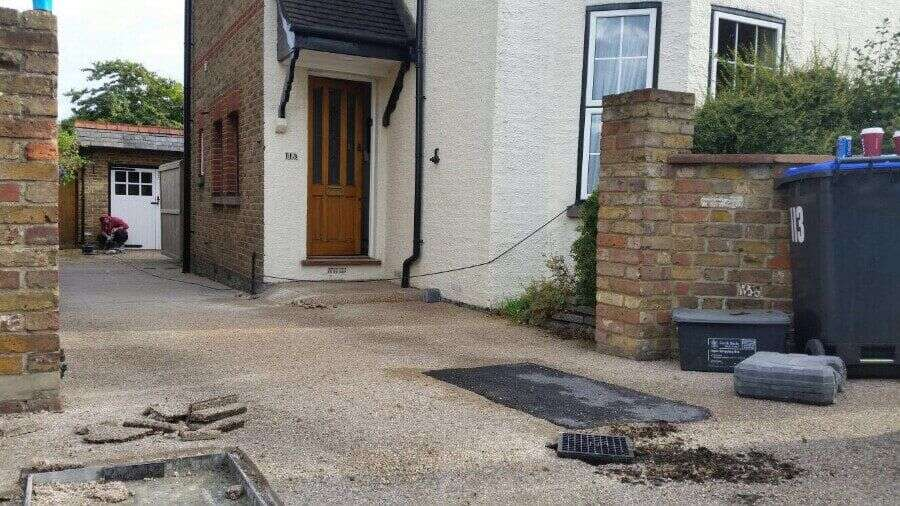 Resin Wize resin driveways Woking