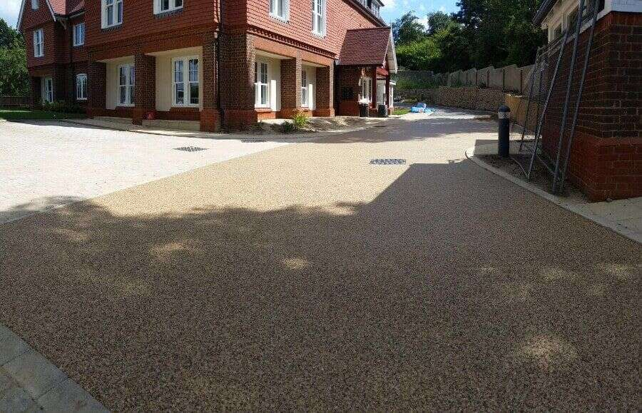 Resin Wize resin driveways worthing