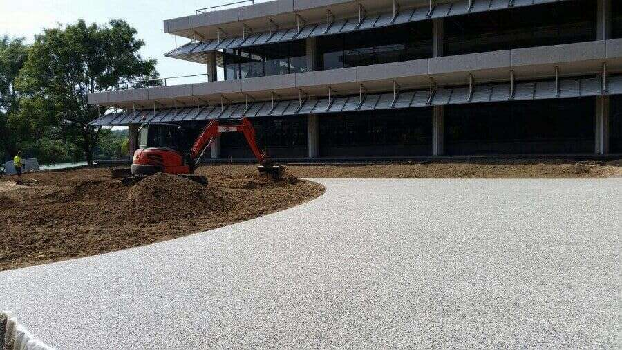 Resin Wize commercial resin surfacing hampshire