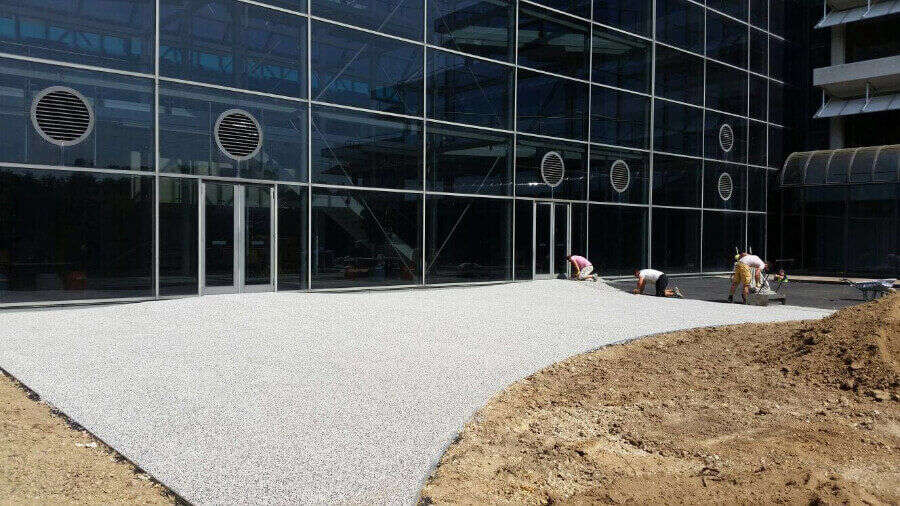 Resin Wize commercial resin surfacing essex