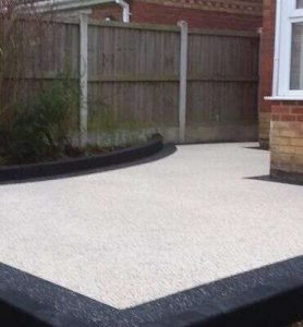 Patios in the Isle of Wight Resin Wize