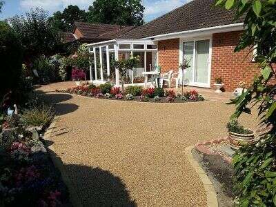 The top resin bound gravel surfacing specialists in Poole