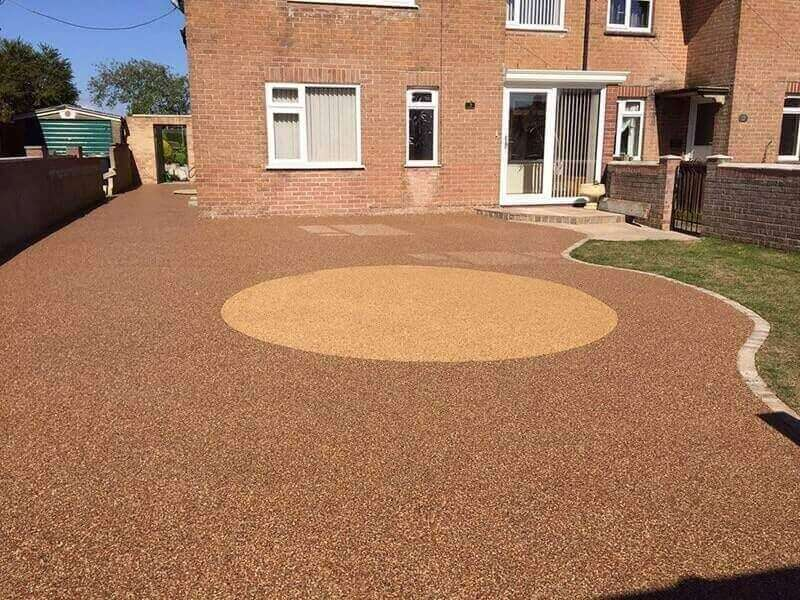 Resin Bound Surfacing in Wiltshire