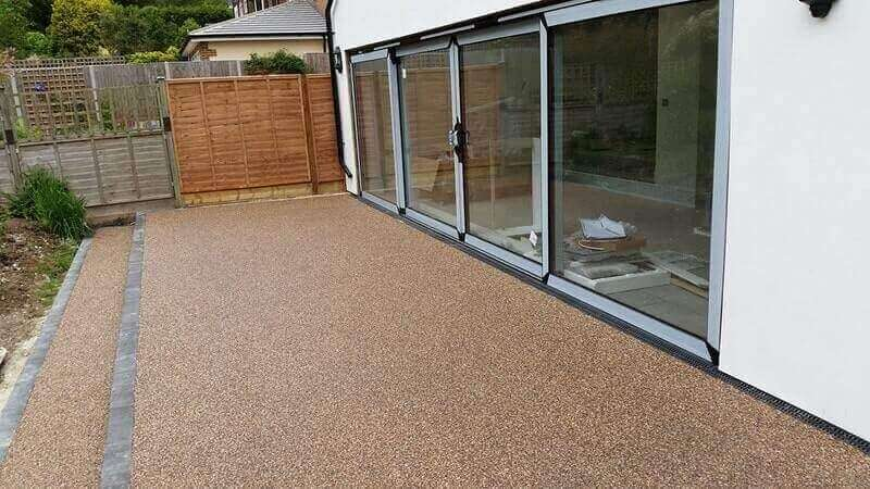 Quality Resin Bound Gravel Patios in Bournemouth